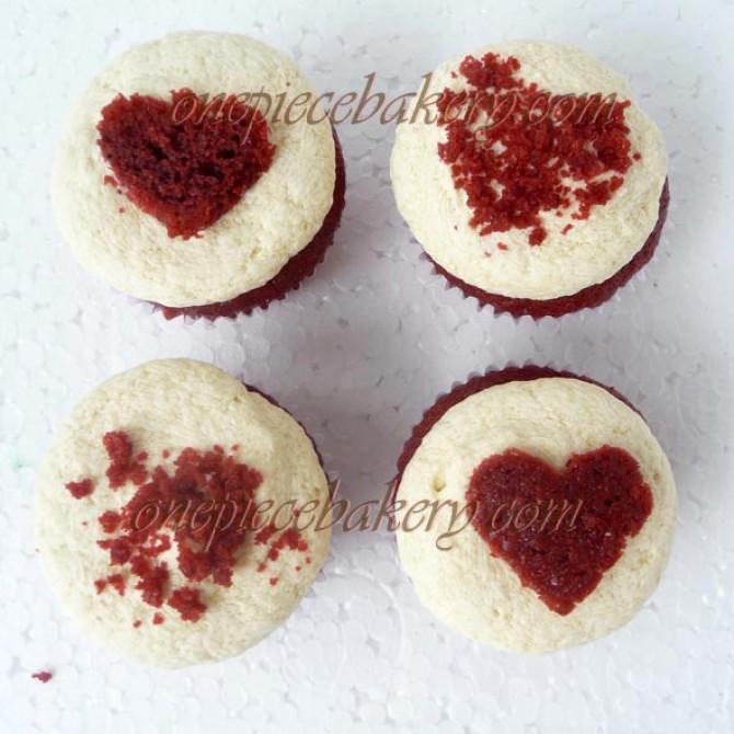 Apa itu.. Kek Red Velvet