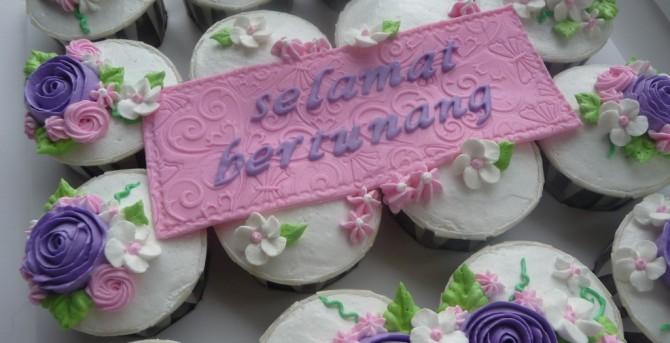 Projek kek cawan